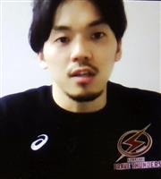 バスケB1川崎の篠山、延期の五輪は「世界から称賛受けるチャンス」