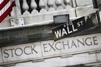 NY株、1~3月23%下落 87年以来、新型コロナ懸念