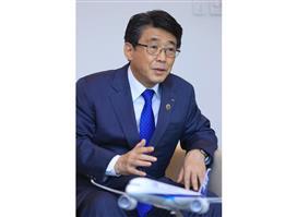 航空業界「年間減収2兆円に」 ANA社長 コロナ入国制限の拡大で