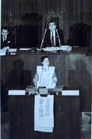 """【話の肖像画】台湾元総統・陳水扁(69)(11) """"くじ引き""""で民進党幹事長に"""