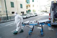 世界の感染者100万人超える 死者は5万人超