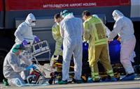 ドイツの医療従事者2千人感染 防護服不足も