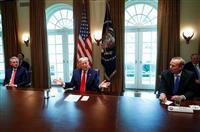 トランプ大統領、米石油大手首脳と会談 原油安打開策協議か