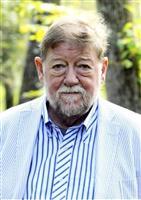 C・W・ニコルさん死去 作家、環境活動家