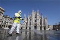 世界の死者6万人 イタリアは世界最悪の被害