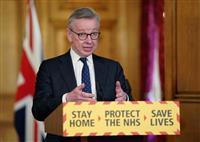 「5Gでコロナ拡大」流布 英政府、因果関係否定