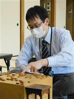 【ヒューリック杯棋聖戦決勝T】山崎八段がベスト4進出、次戦は永瀬二冠