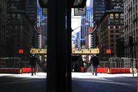 NY株反発、1627ドル高 コロナ感染鈍化に期待