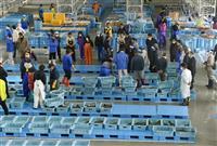 請戸漁港9年ぶり市場再開 福島・浪江、活性化に期待