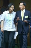 【話の肖像画】台湾元総統・陳水扁(69)(18)総統選勝利へ入念な準備