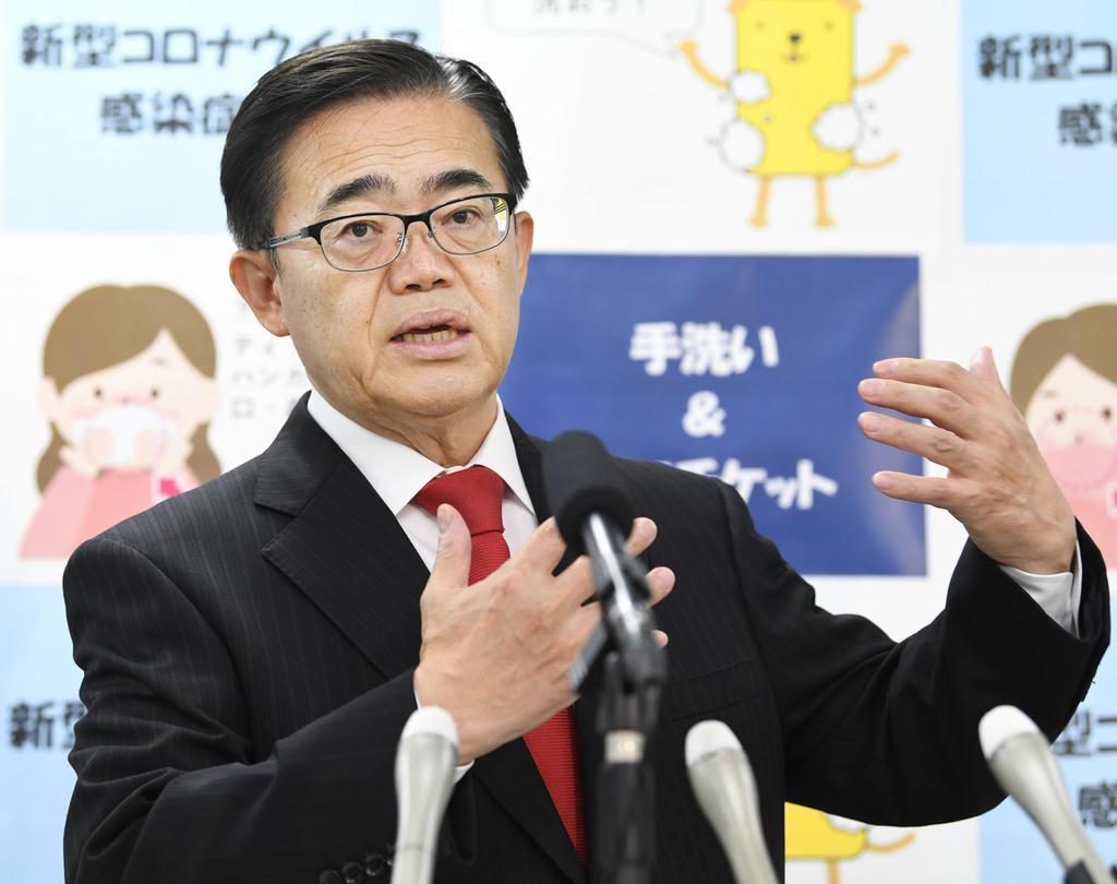 政府高官「知事の要請は重い」、愛知県の緊急宣言の追加要請に