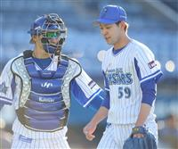 【プロ野球通信】目指すは開幕 DeNA平良と上茶谷、ローテ入りへ名乗り