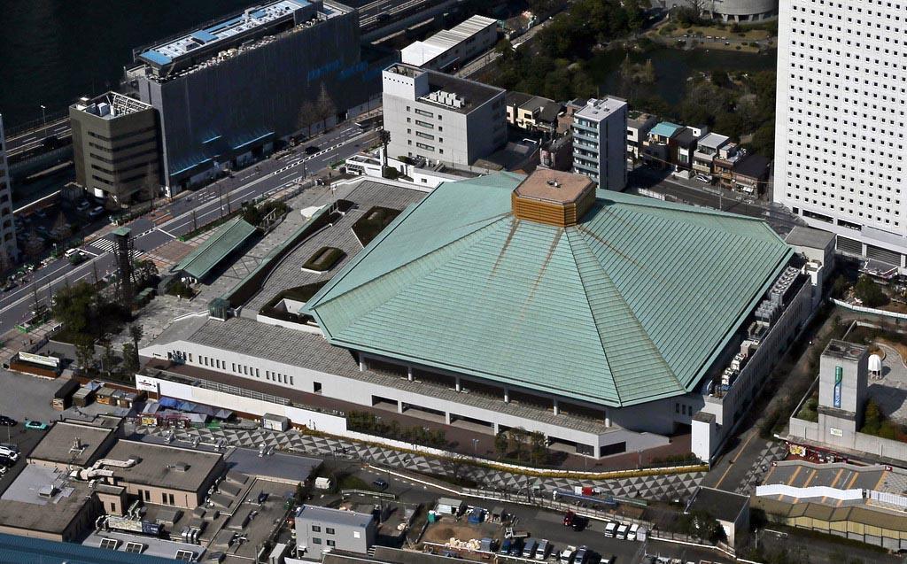大相撲の力士が初のコロナ感染 幕下以下、4日に発熱