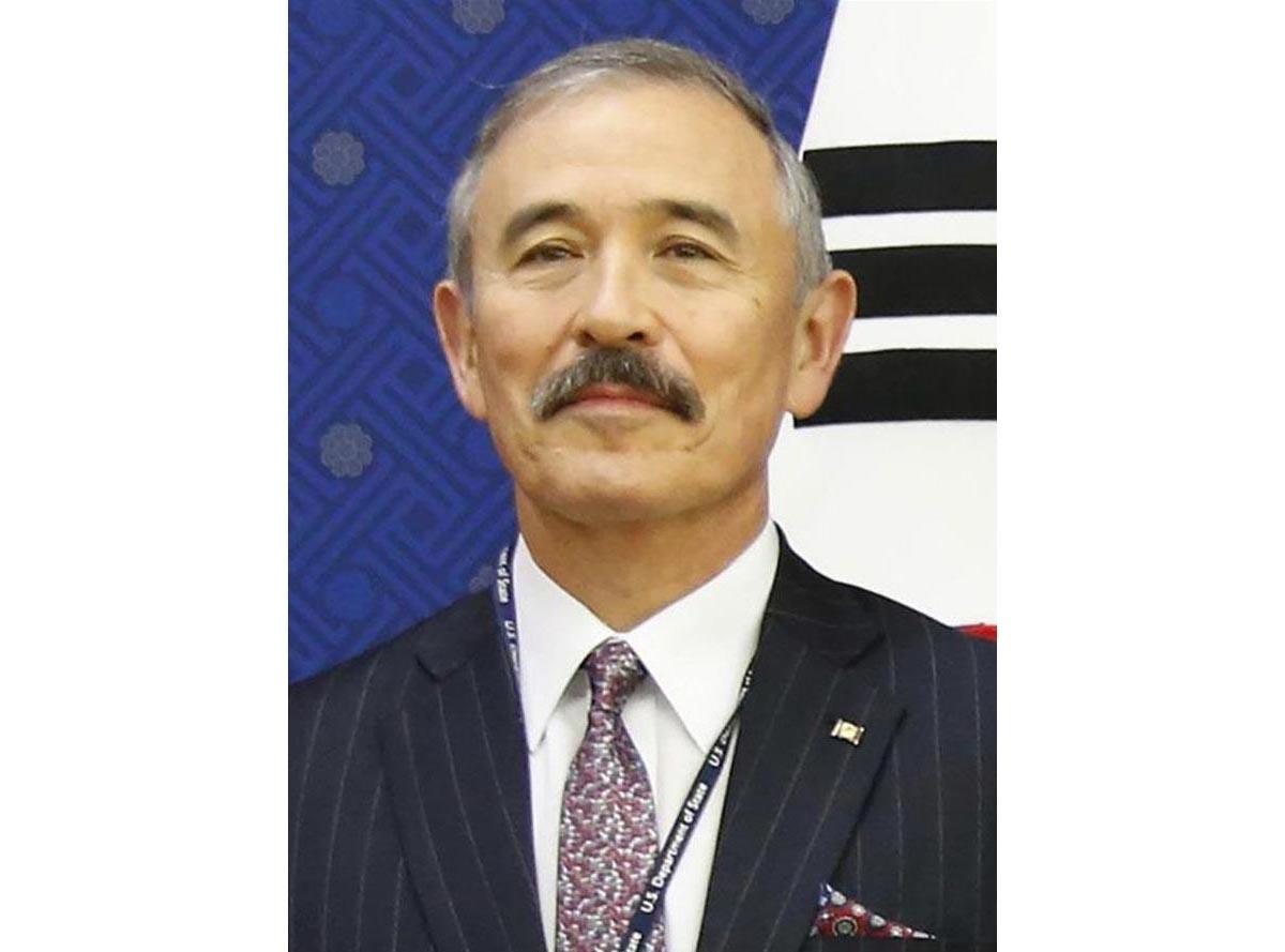 ハリス駐韓米大使(AP)