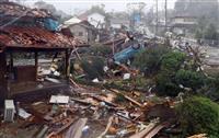 仮設暮らし11都県8千人 台風19号半年、復興半ば
