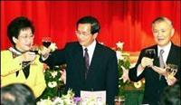 【話の肖像画】台湾元総統・陳水扁(69)(21)思惑絡んだサプライズ人事