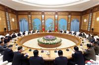北朝鮮、2日遅れで最高人民会議 中枢メンバーを大幅刷新