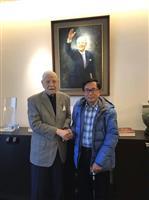 【話の肖像画】台湾元総統・陳水扁(69)(23)李登輝氏と私の「台湾愛」