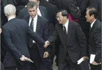 【話の肖像画】台湾元総統・陳水扁(69)(24)外交の心意気