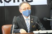沖縄知事、新型コロナで辺野古工事中止要求 官房長官に電話