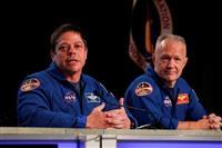 米、有人宇宙飛行を9年ぶり再開へ スペースシャトル退役後初
