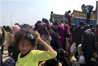 漂流の少数民族ロヒンギャ32人死亡 マレーシアなど上陸拒否
