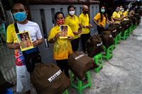 タイ首相、富豪に支援要請 「物乞い政府」とやゆも