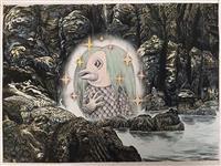 博多人形も登場「アマビエ頼み」 熊本の海に出現の妖怪が疫病退散、SNSで拡散