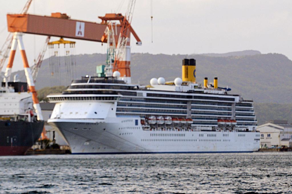 客船 イタリア クルーズ