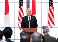 米臨時代理大使インタビュー トランプ政権のWHO懸念 日本に伝達
