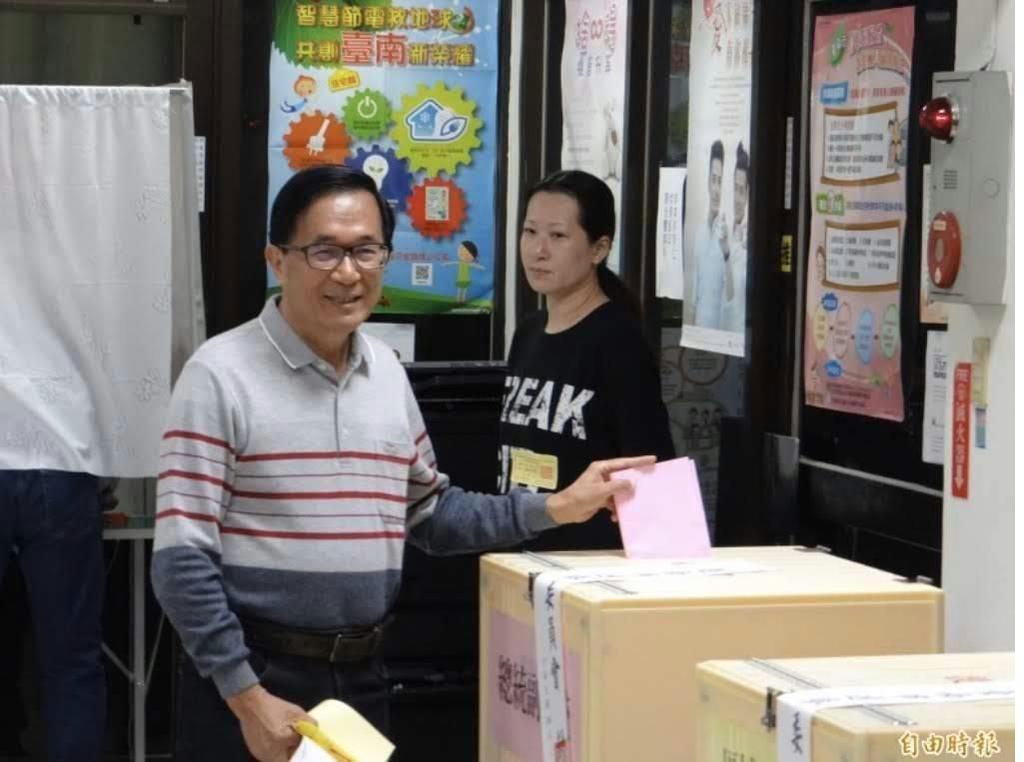 【話の肖像画】台湾元総統・陳水扁(69)(33)「台湾中国、一辺一国」追求