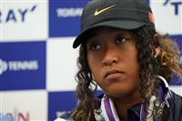 女子テニスの大坂なおみ 自宅生活でリセット「ゲーマーね」