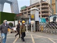 中国、4月の景況感が減速 節目の「50」は上回る