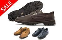 柔らかくてスニーカーのような履き心地。金谷製靴の国産本革シューズ