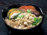 【自宅で挑戦ふるさとの味】山梨「ほうとう」 免疫力アップの鍋料理