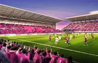 C大阪、コロナ禍で桜スタジアム募金が停滞…来年完成予定も「今は仕方ない」