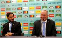 ボーモント会長が2期目 ラグビーの国際統括団体