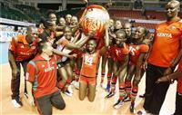 バレー女子ケニア代表コーチ・片桐翔太さん 日本からチーム強化を模索