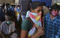 アジア各国、都市封鎖を相次ぎ緩和 インドは延長