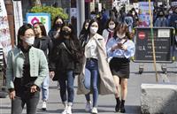 口臭ケアで「コロナ特需」 韓国、マスク日常化で