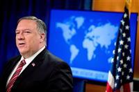 新型コロナ ポンペオ米国務長官、武漢起源説に「多数の証拠」