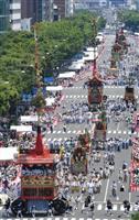疫病退散の祈り「祇園祭」がコロナで一転、本義問う機会に