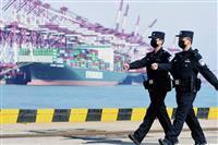 米3月輸出、最大の下落率 9・6%減、コロナで停滞