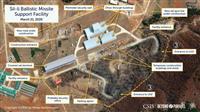 北朝鮮が平壌近郊に新たな弾道ミサイル関連施設を完成へ ICBM用か 米研究機関分析
