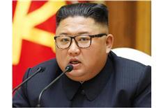金正恩氏は「心臓手術受けていない」 韓国情報機関