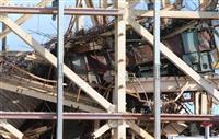 【福島第1原発は今】(中)今なお残る爆発事故の惨状 がれき撤去続く1号機