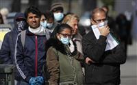 新型コロナ死者26万人超す 感染者370万人に