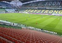 Kリーグ、無観客で開幕 韓国、野球に続きサッカー