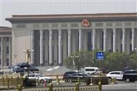 中国全人代、1週間の短期開催か 新型コロナ対策