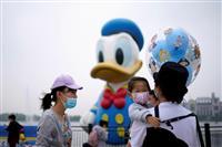 中国上海ディズニーが再開 世界で唯一、復興アピール